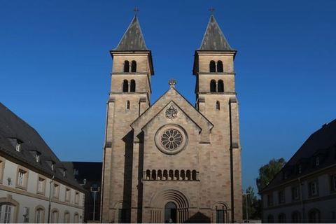Architectural Icon: Echternach Abbey