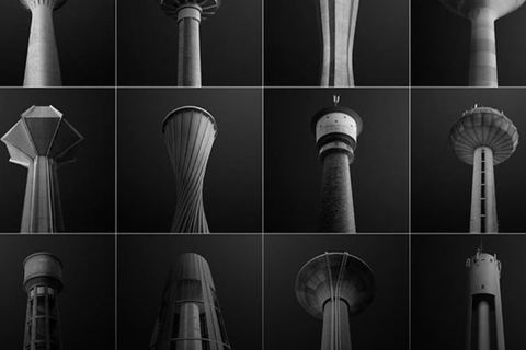 Architectural icons: water towers