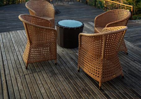 La terrasse en bois, belle et écologique, elle a tout pour vous plaire!